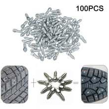 100 шт зимние наконечники для колес шпильки автомобильных шин