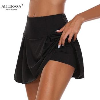 Casual Sport Shorts Skirts Running Shorts Women Summer Breathable Sweat Shorts Sexy High Waist Short Pant Outdoor Jogger Shorts 1