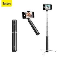 Treppiede allungabile per fotocamera per smartphone con telecomando senza fili portatile Baseus per iPhone IOS Android