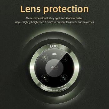 Кожаный чехол Joyroom для Huawei Mate 40 Pro Plus 5