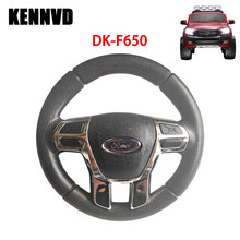 DK-F650 Ford Raptor enfants volant de voiture électrique enfant volant de véhicule électrique, volant de voiture bébé