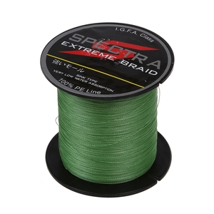 Nylon Fishing Wire braid 12LB 5.5kg 200M for Lure Trolling Army-Green