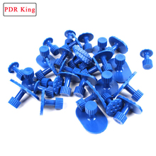 Car Dent Paintless Repair Tools Dent Puller Glue Tabs For Paintless dent repair auto dent repair tabs cheap PDR King Metalworking Combination Glue Tabs For Paintless-dent-repair auto dent repair tabs hammer tools Household Tool Set