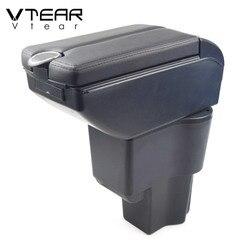 Vtear For Daihatsu Sirion Armrest Interior Center Console Storage Box Arm Rest Car-Styling Decoration Accessories Parts 2020