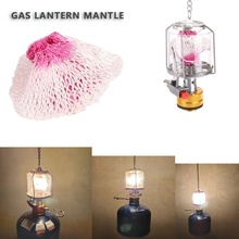 Prettyia 20 Pieces Drawstring Pressure Lamp Mantles Camping Tent Lantern//Kerosene Lamp//Gas Light Spare Parts