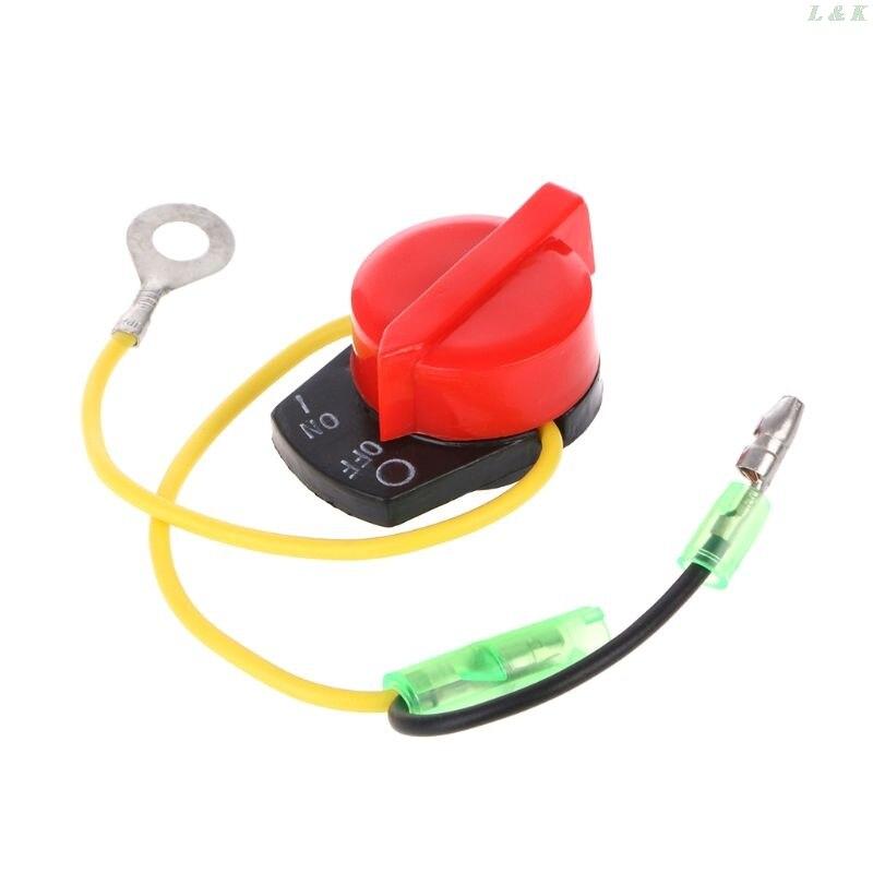 Engine Power Stop On Off Kill Switch Control For Honda GX110 GX120 GX160 GX200 GX240 U50A