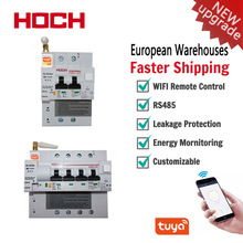 Circuit-Breaker Energy-Monitoring Remote-Control Tuya WIFI Leakage-Protection Smart-Life