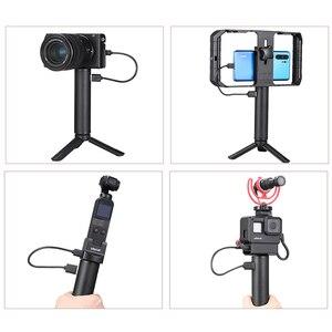 Image 3 - Ulanzi BG 2 6800mAh Power Stick Action Camera Hand Grips for Gopro 7 6 5 Osmo Action Osmo Pocket Universal Power Grip