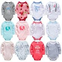 Одежда для маленьких мальчиков Carters, нижнее белье для маленьких мальчиков 3, 6, 9, 12, 18, 24 месяцев, комплект одежды для новорожденных девочек, де...