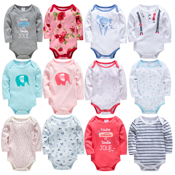 2019 Carters Baby Boy Clothes bebe Baby Boy Clothing Underwear 3 6 9 12 18 24 Months Newborn Baby Girl Clothes Set Baby Rompers