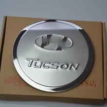Für 2015 2019 Neue Peking Hyundai Tucson Gewidmet für Änderung Auto Edelstahl Zubehör