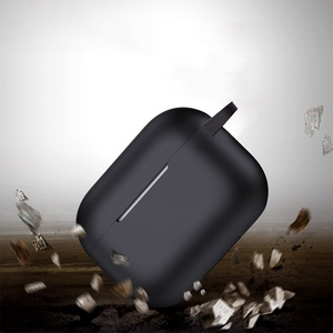 Image 5 - جراب AirPods Pro من السيليكون ، صورة بيضاء ، جراب سماعة أذن Apple AirPod S Pro A2084 A2083