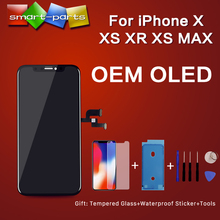 High Quality OEM OLED For iPhone X XS XR XS MAX LCD Display Touch Screen Replacement with 3D Touch Digeiter Assembly