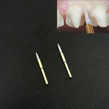 1 Bộ Làm Trắng Răng Nha Khoa Phẫu Thuật Nha Khoa Gốm Mô Mềm Tông Đơ Cắt/Cắt Tỉa Cấy Ghép Răng Implant Công Cụ 21Mm/23mm