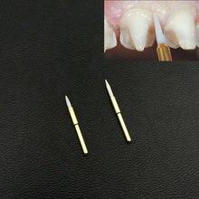 1 pcs Teeth Whitening Dental Chirurgico dentale In Ceramica Molle Del Tessuto Trimmer/Guarnizioni Impianto Dentale Strumento di 21 millimetri/23mm