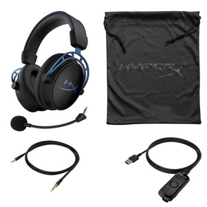 Image 4 - Kingston HyperX Cloud Alpha S E sports headset 7.1 surround sound Gaming Headset With a microphone  for PC