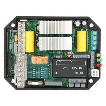 Voltage Regulator Single/Three-Phase Generator Overvoltage Protection DC80V UVR6 Automatic