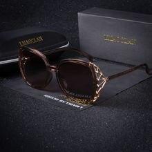 Очки солнцезащитные женские поляризационные элегантные брендовые