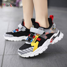 2021 Summer Children Shoes Breathable Comfortable Kids Shoes Boys Fashion Casual Running Sneakers Boys Shoes Chaussure Enfant