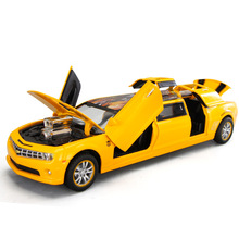 1/32 Diecasts & Toy Vehicles the fast and the Furious extended Chevrolet Camaro Car Model Collection Car Toys For Children 111