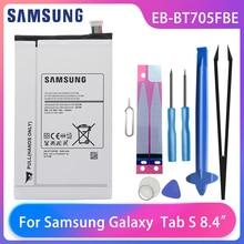 "Original Samsung Galaxy Tab S 8.4"" T700 T705 T700 T701 SM-T705 Tablet Battery EB-BT705FBE 4900mAh With Free Tools AKKU"
