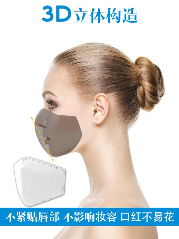 40pcs/lot N90 mouth Mask anti dust mask Activated carbon filter Windproof Mouth-muffle bacteria proof Face masks existing mask