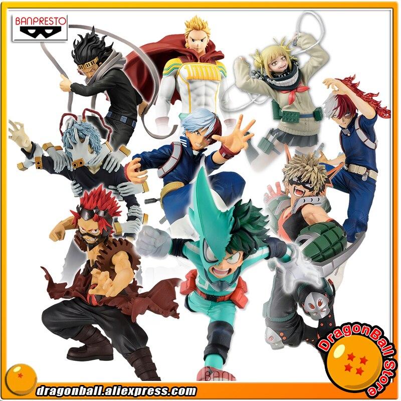 Banpresto//mi héroe Academia//figura//Estatua//lemillion//Anime//Reino Unido Vendedor