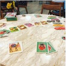 Il gioco da tavolo commerciale di gioielli di vendita caldo di Jaipur, adatto a 2 giocatori, giochi di carte per il tempo libero e l'intrattenimento, regole cinesi