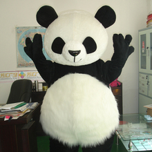 mouse mascot costume panda adult Halloween cosplay