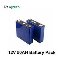 CATL 12V 45AH 50AH 55AH 3.2v rated LiFePO4 Battery Pack Lithium Li ion Cells prismatic batteries Phosphate Battery for Electri