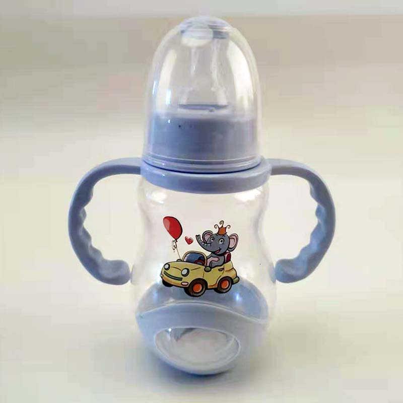 Butelka do karmienia specjalna butelka do karmienia obrona wzdęcia Pp butelka dla dziecka 240ml 160ml BPA bez ftalanów bez pcv