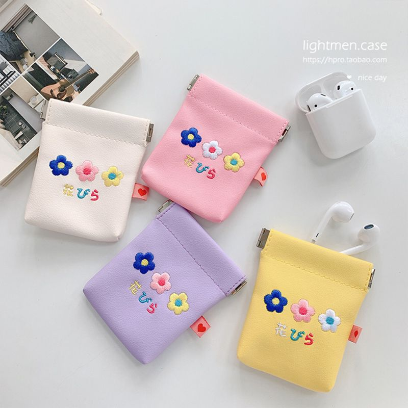For AirPods Case Cartoon Protective Cover Wireless Earphone Case For Air pods 2 Headphone case with Finger Ring Strap cover