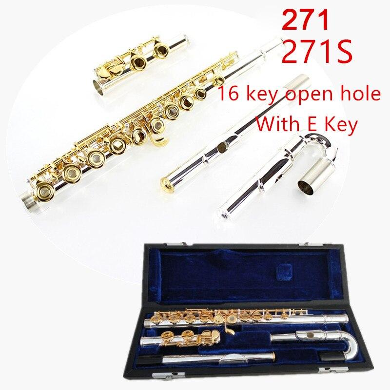 FL271S Open holes