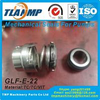 GLF E 22 , G06 22 TLANMP Mechanical Seals for GLF ITT high pressure water pump Seals Tungsten carbide Seal face