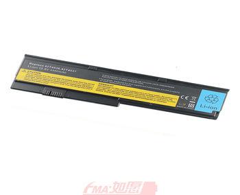 Laptop Notebook akumulator litowo-jonowy 10 8V 4400mAh dla Lenovo ThinkPad x20 x201 x200S x201i X201s tanie i dobre opinie FL4400-IBM003 Li-ion CN (pochodzenie) Baterie Tylko