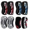 7mm Women Men Teens Neoprene Sports Kneepads Compression Weightlifting Pressured Crossfit Training Knee Pads Support Custom Logo