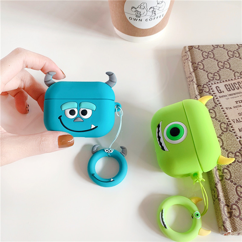 Cute 3D Silicone Case for AirPods Pro 130