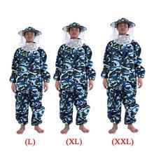 מקצועי כוורות מגן חליפת כוורות כוורן להגן על ציוד בטיחות בגדי כוורן Bee