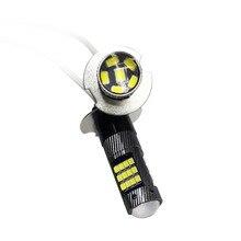 1PC Car Headlight High Power 1100LM LED White Fog Light Lamp Bulb DC 12V 6500K