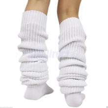 Women Slouch Socks Loose Boots Stockings Japan high School Girl Uniform Cosplay accessories Leg Warmers cheap CN(Origin) Cotton Spandex Solid Adult 120cm