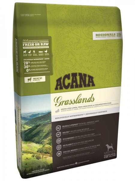 Acana regionals grasslands dog feed ...