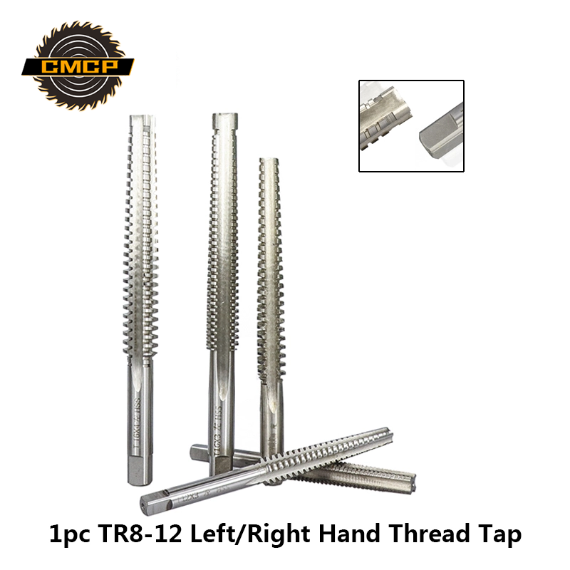 New 1pc High Quality TR15 x 3   Trapezoidal Metric HSS Left  Hand Thread Tap