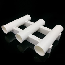 fishing rod plastic bracket fishing gear accessory for fishing rod simple turret support