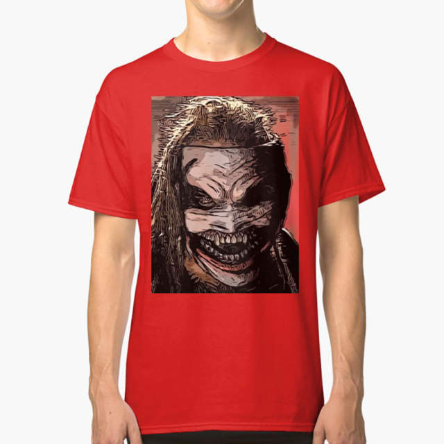 Bray Wyatt The Fiend Bray Wyatt Edit T Shirt Bray Wyatt Bray