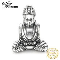 JewelryPalace Vingate Faithful 925 Sterling Silver Beads Buddhism Charm Bead fit Bracelet Fashion Women Jewelry Making