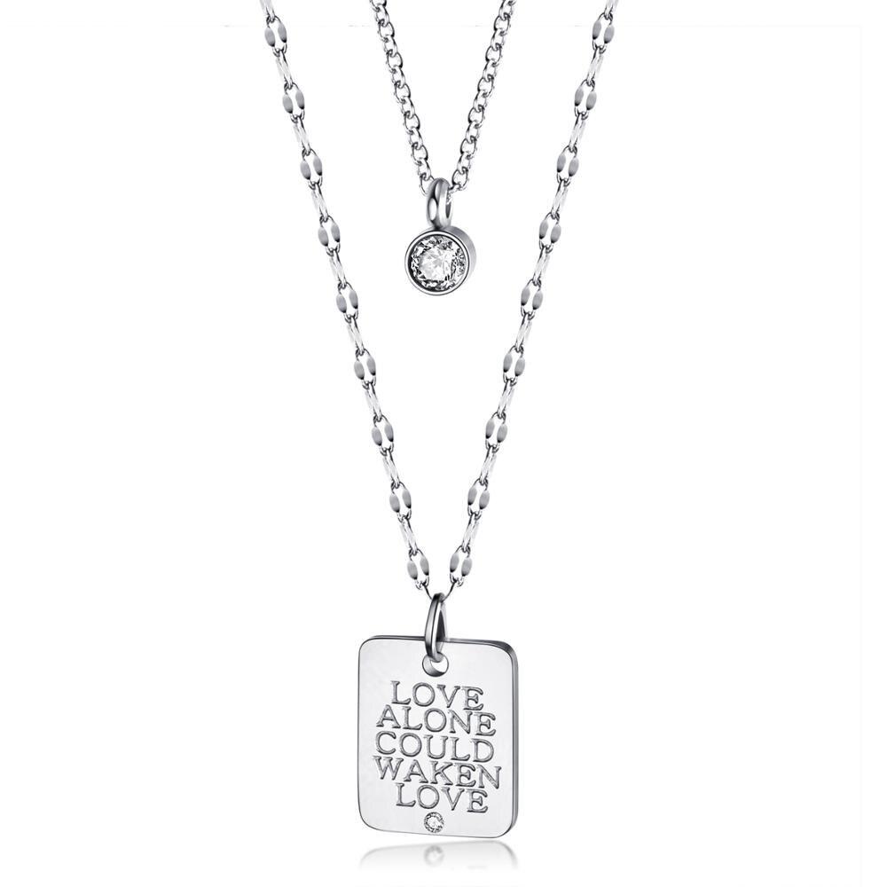 BU 149, винтажное 925 пробы Серебряное ожерелье с квадратной подвеской, женское серебряное ювелирное изделие, подарок на день рождения для бабу
