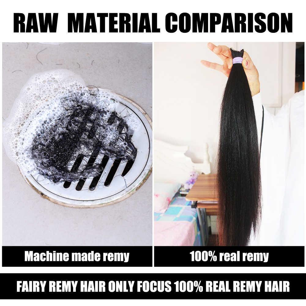 פיות רמי שיער ישר קליפ אדם PU שיער הרחבות 100% רמי אמיתי שיער טבעי קליפ תוספות 18 אינץ 8 pcs 20 קליפים 170 גרם\סט