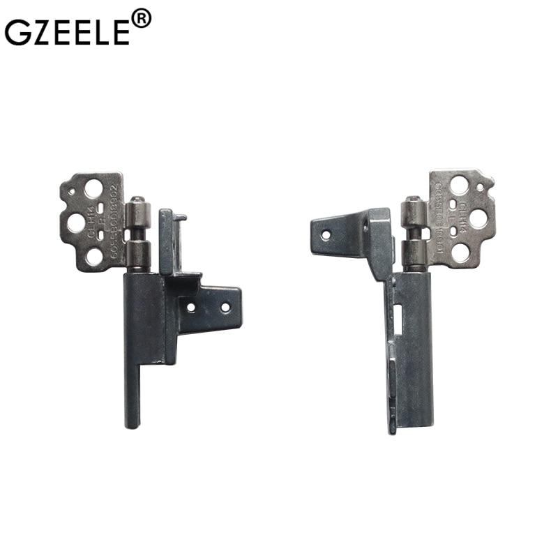 GZEELE New Laptop LCD Screen Hinges For HP EliteBook 8460P 8460 8470 8470P 8470W 6055B0018901 6055B0018902 Laptop LCD Hinges