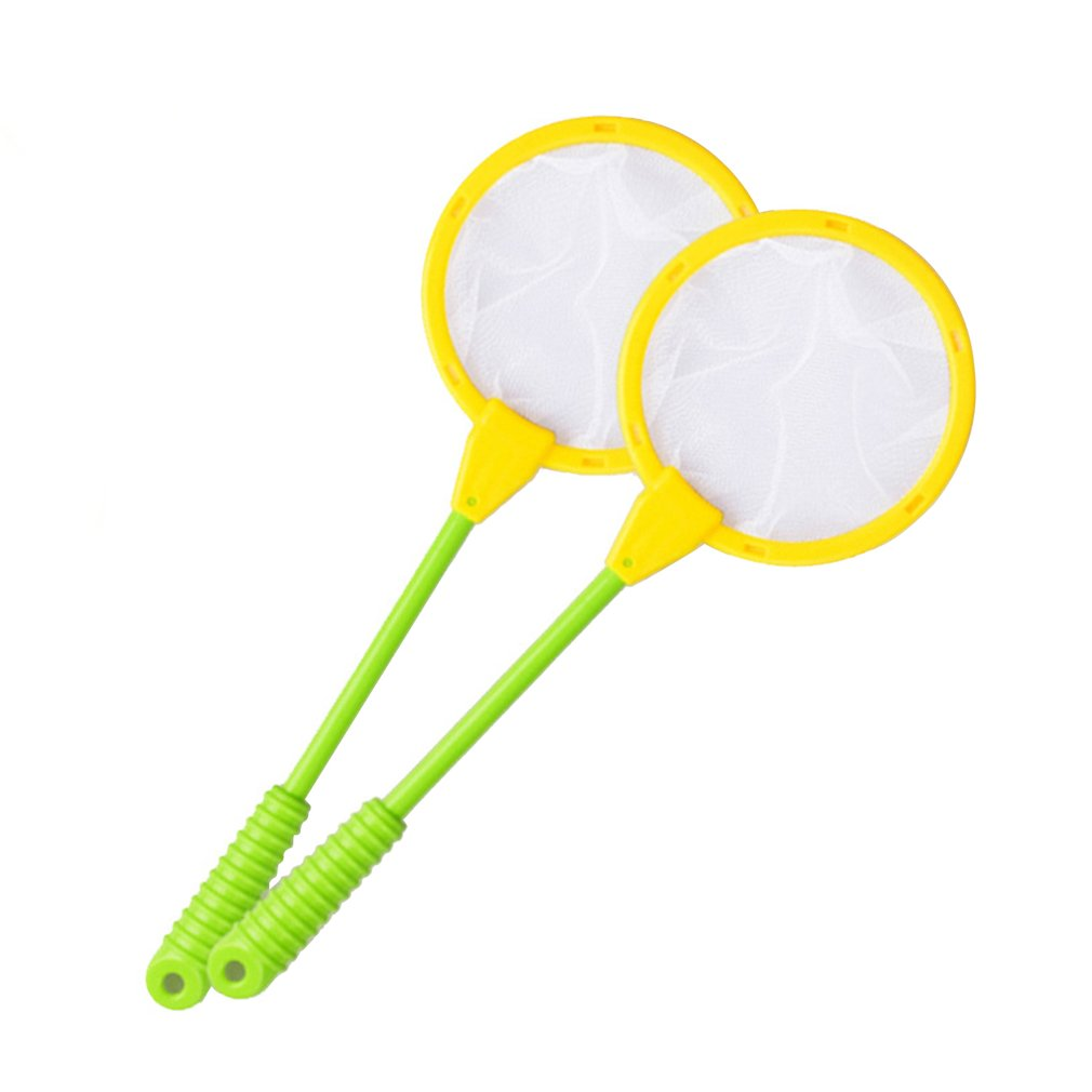 1pc Kids Telescopic Butterfly Net Extendable Insect Bug Handle Pole Folding Fishing Nets Tools For Catching Insect Kids Fish Toy