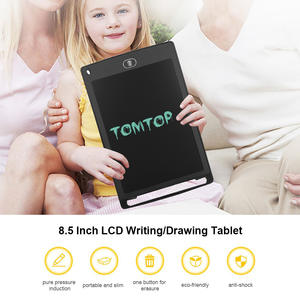 Drawing-Tablet Board Notes Writing-Notepad LCD with Stylus-Pen Reminder Graphic Digital-Pad